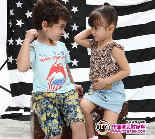 翘嘴蛇童装  以时尚休闲风打造自信童年  生活