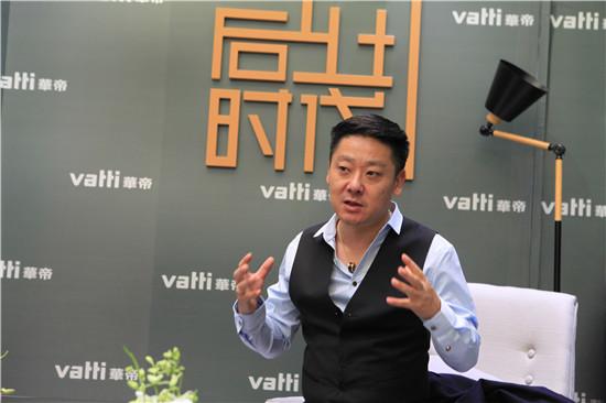 华帝韩伟:厨房后工业时代的战略升级 生活