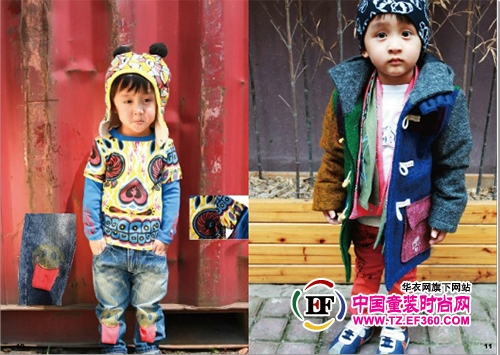 日本GASBAG童装 2012秋冬新款  生活